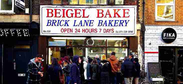 イーストロンドンの地元民に愛され続けるベーグル店 | トラベル | 街角のクリエイティブ