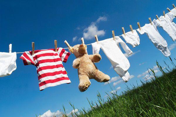 洗濯物を干す時のUV対策