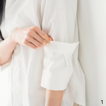 白シャツ、デニムシャツをおしゃれに見せるスタイリストの現場テクって?