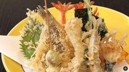 今から天ぷら作るけど