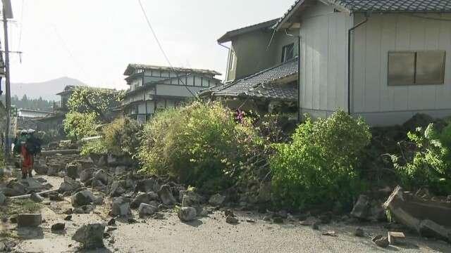 熊本と大分で地震相次ぐ 今後も激しい揺れ伴うおそれ | NHKニュース