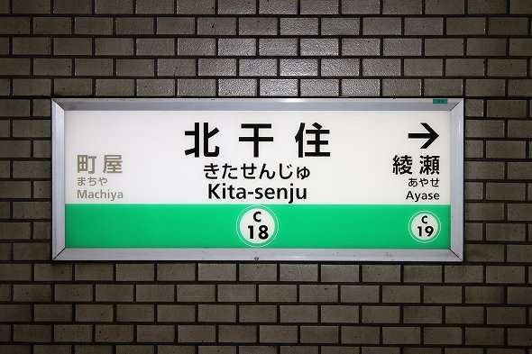 かっこいい駅名