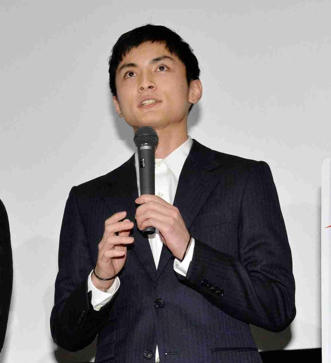 高良健吾、観客の撮影OKに…故郷熊本を気にかけて (デイリースポーツ) - Yahoo!ニュース