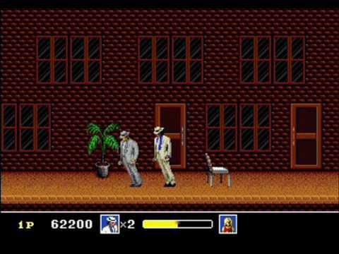 Michael Jackson's Moonwalker - Full Game - Part 1/3 - YouTube