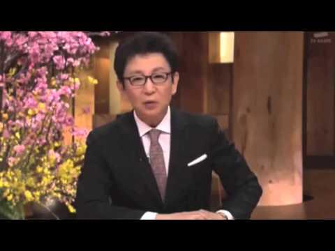 古館伊知郎 報道ステーション 最後のあいさつ「死んでまた再生する」 - YouTube