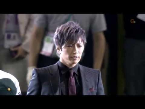 GACKT 国歌独唱-2012 03 29 メジャ―リ―グ開幕戦- - YouTube