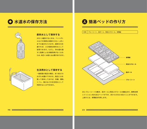 イラスト豊富で読みやすい!電子書籍「東京防災」がiBooksなどで無料配信中
