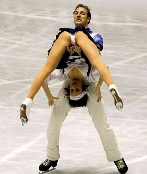 フィギュアスケート観戦したことがある人!