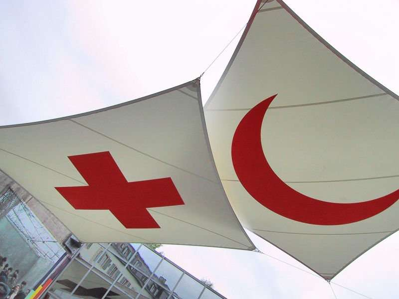 Red Cross Funding Events Glorifying Convicted Terrorists | United with Israel
