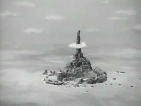 『冒険ガボテン島』主題歌フルバージョン 1967 - YouTube