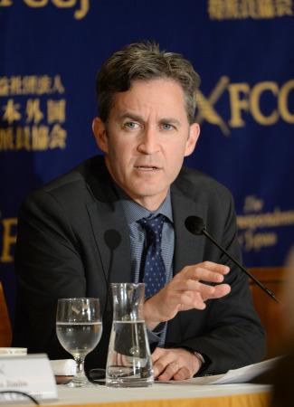 <国連報告者>「報道の自由に脅威」…放送法改正勧告へ (毎日新聞) - Yahoo!ニュース