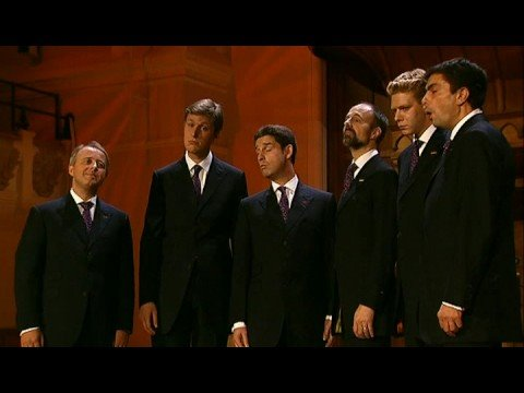 The King's Singers - Masterpiece - YouTube