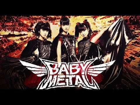 "BABYMETAL ""LIVE Streaming Concert"" - Live In London - 2.April.2016 - YouTube"