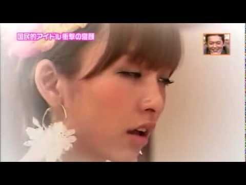篠田麻里子 居眠り ジャイケル - YouTube
