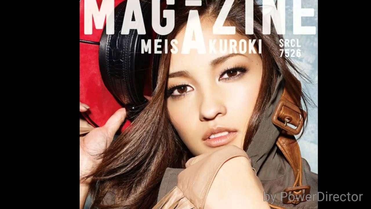 Meisa Kuroki - bad girl - YouTube