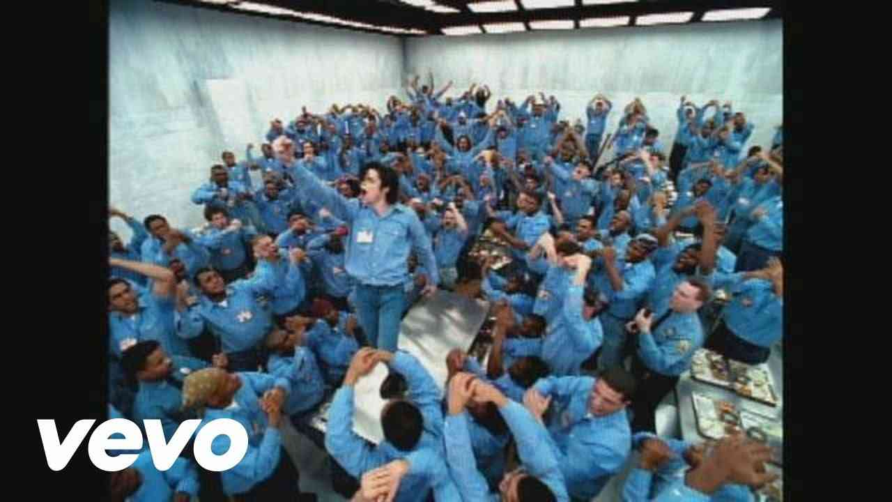 Michael Jackson - They Don't Care About Us (Prison Version) - YouTube