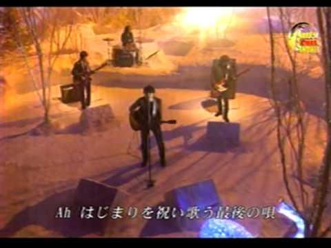 Mr.Children 「旅立ちの唄」 HAPPY Xmas SHOW! - YouTube