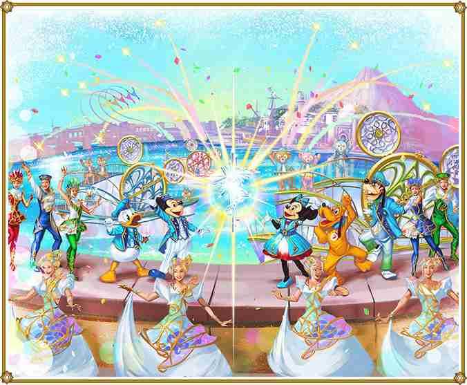 ディズニーシー15周年「オープニングセレモニー」が熊本地震で中止 「この判断は仕方ない」「配慮しすぎ」ファンら複雑