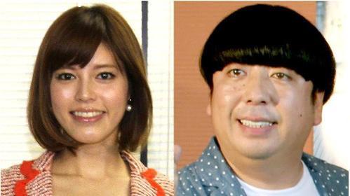 神田愛花アナ、バナナ日村勇紀と伊藤英明を「容姿は同レベル」と問題発言