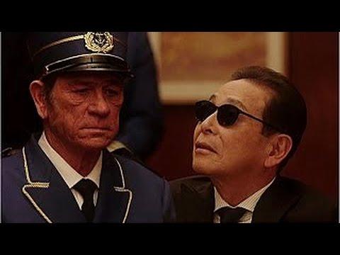 サントリー BOSS CM 宇宙人ジョーンズ 「プレミアム鉄道」篇 - YouTube