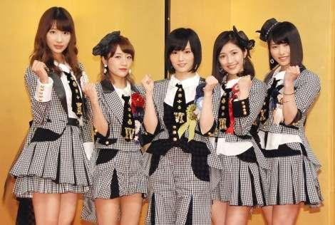 AKB48、次期朝ドラ『あさが来た』主題歌に決定 山本彩が初センター
