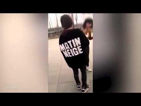 中国の女性による女性へのイジメ - YouTube