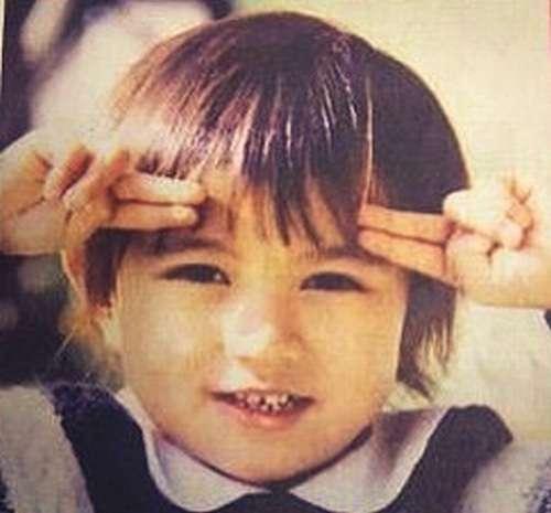 田中聖のかわいい幼少期写真、大好きな特撮ポーズの姿にファン興奮。 | Narinari.com