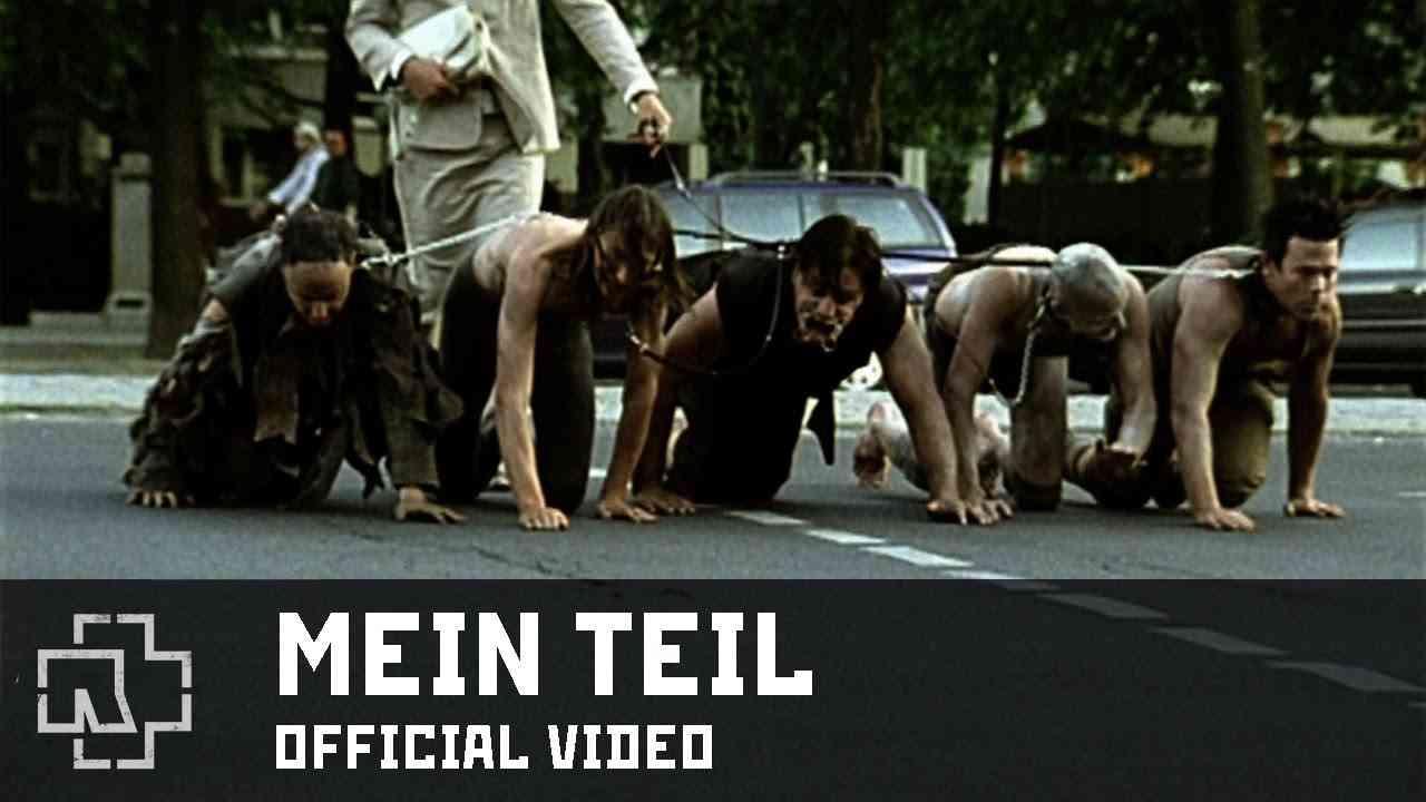 Rammstein - Mein Teil (Official Video) - YouTube