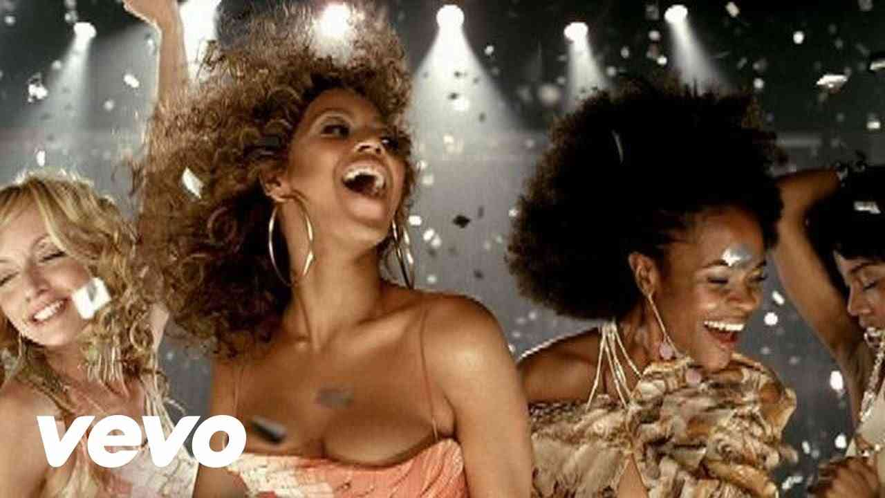 Beyoncé - Naughty Girl - YouTube