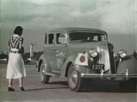 戦前の日本 昭和初期のカラー映像 2/5.avi - YouTube