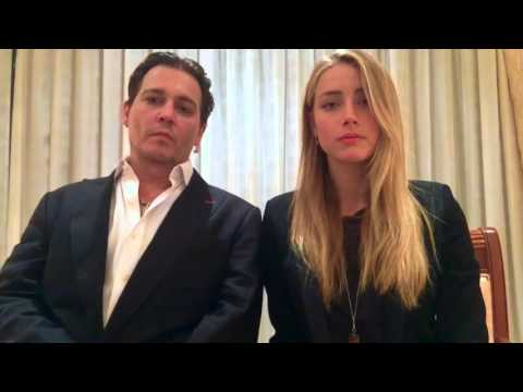 Johnny Depp and Amber Heard: Australian biosecurity - YouTube