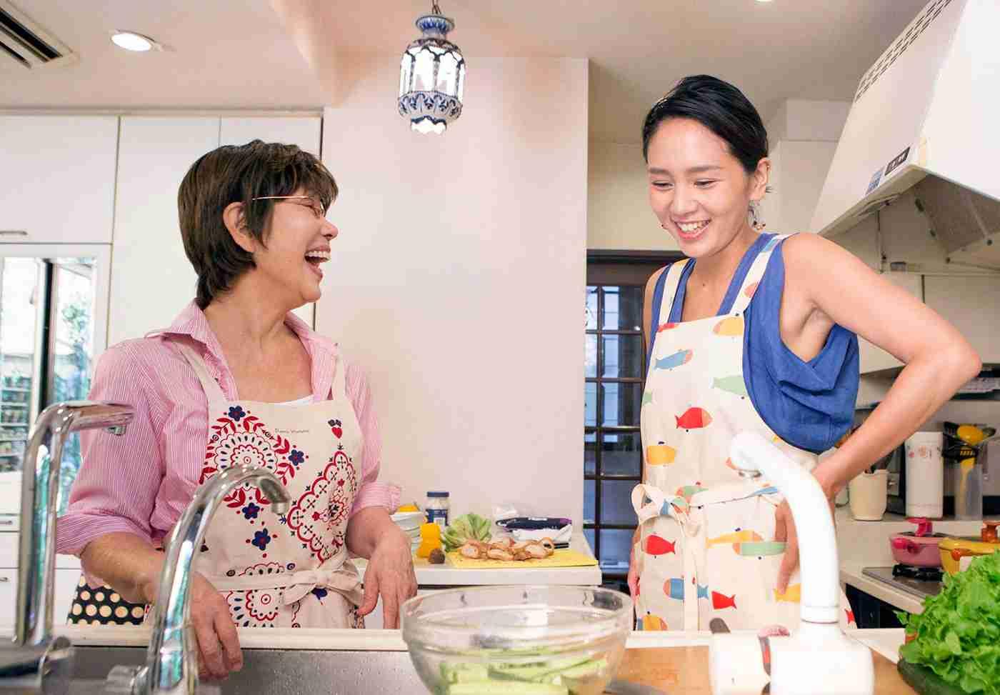 レミさんは、お義母さん / remy(レミー)| 幸せはキッチンから。| 平野レミ公式サイト