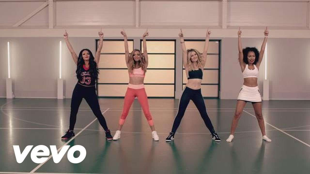 Little Mix - Word Up! - YouTube