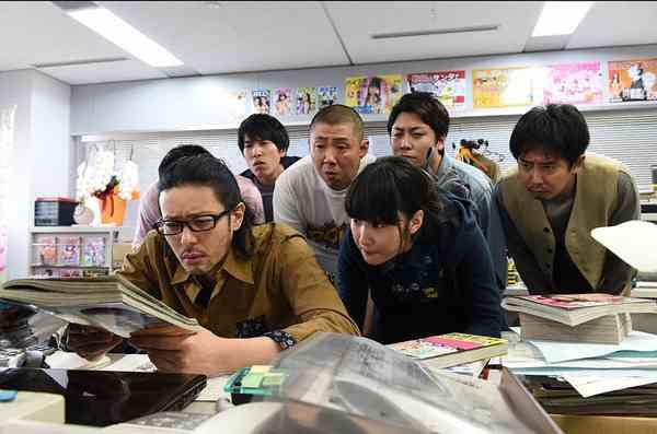 黒木華、オダギリジョーら個性溢れるキャストの競演「重版出来!」いよいよ今夜 | cinemacafe.net