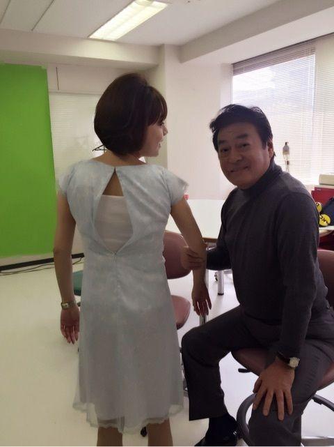 高橋真麻がイケメン恋人とカメラの前で交際宣言!