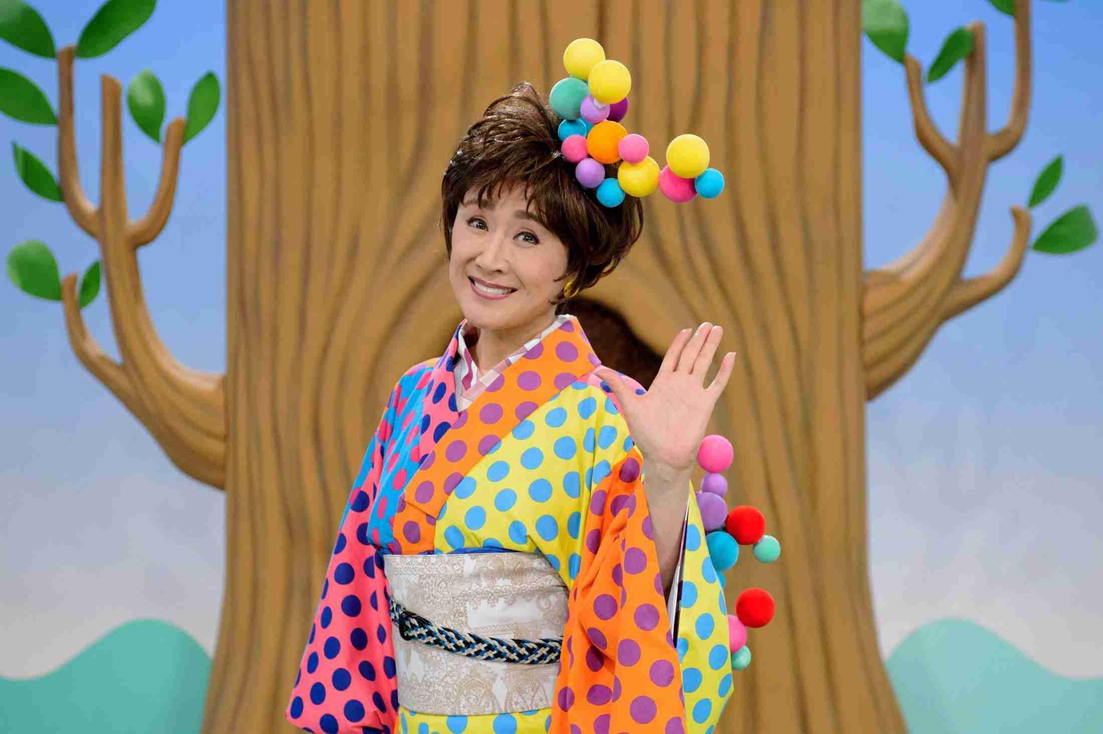 62歳・小林幸子が歌のお姉さんに!仰天企画に「まだまだチャレンジ」 (デイリースポーツ) - Yahoo!ニュース