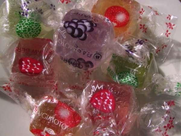 おばあちゃんおじいちゃんが好きなお菓子