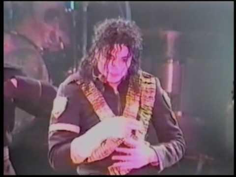 Michael Jackson JAM Tokyo Dome RARE!!! - YouTube