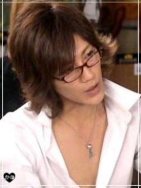 黒縁メガネのイケメンが集まるトピ