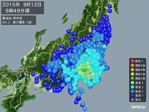 北緯35度と東経139度の地震とベクテル社 : 天下泰平