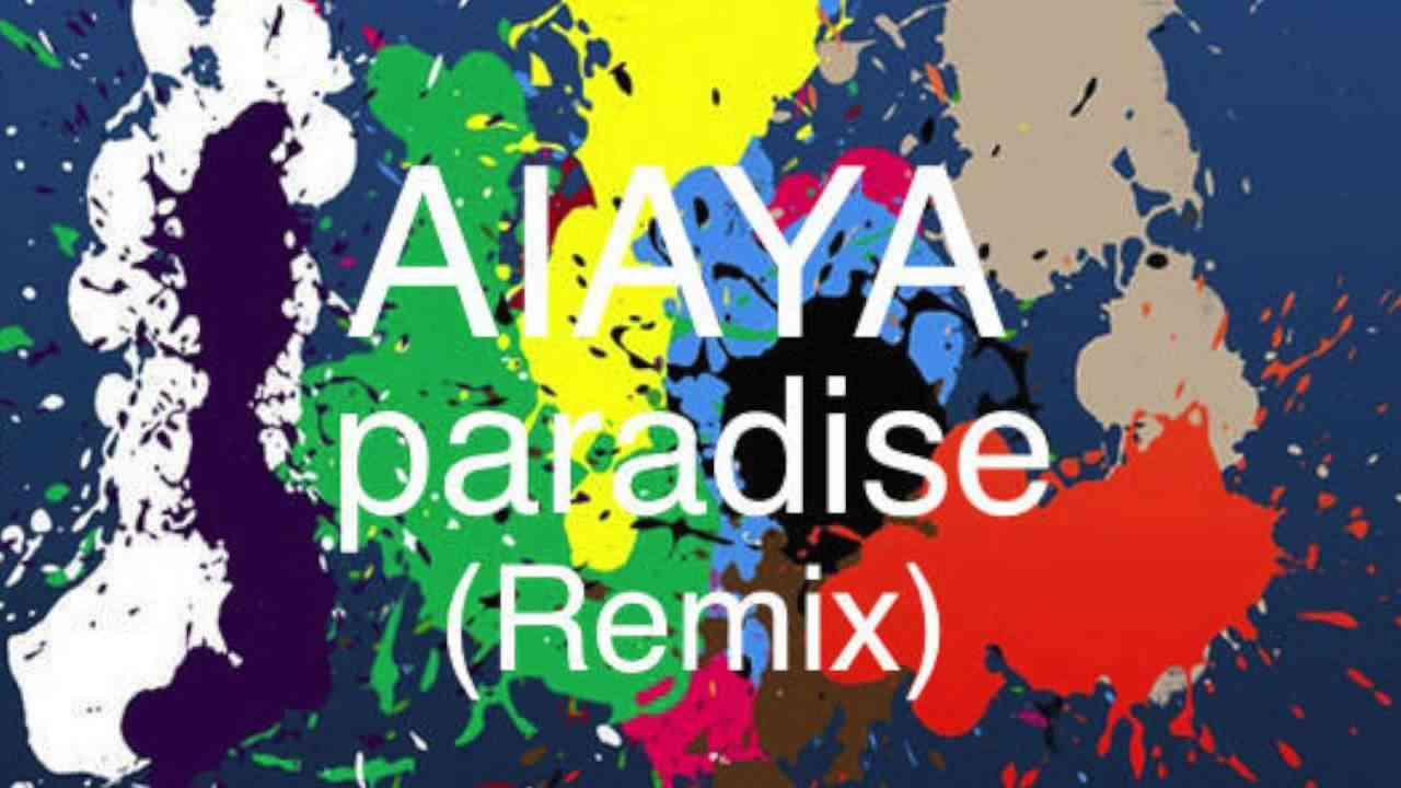 Paradise - Aiaya ( Google Play Music song remix ) - YouTube