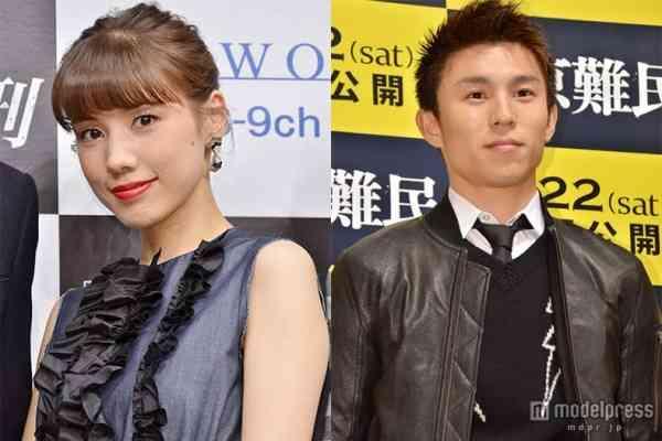仲里依紗&中尾明慶の仲良しな姿に反響「素敵すぎ」「ほっこりする」