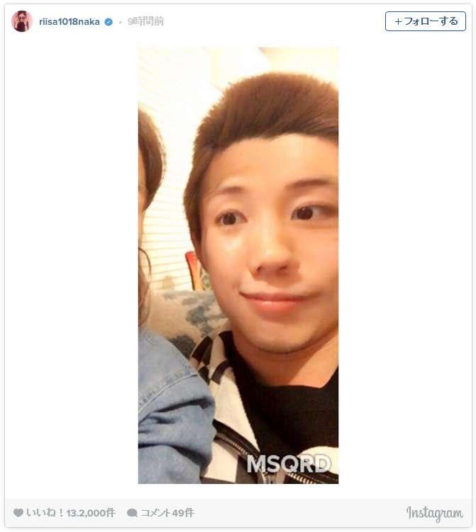 仲里依紗&中尾明慶の仲良しな姿に反響「素敵すぎ」「ほっこりする」 - シネマトゥデイ