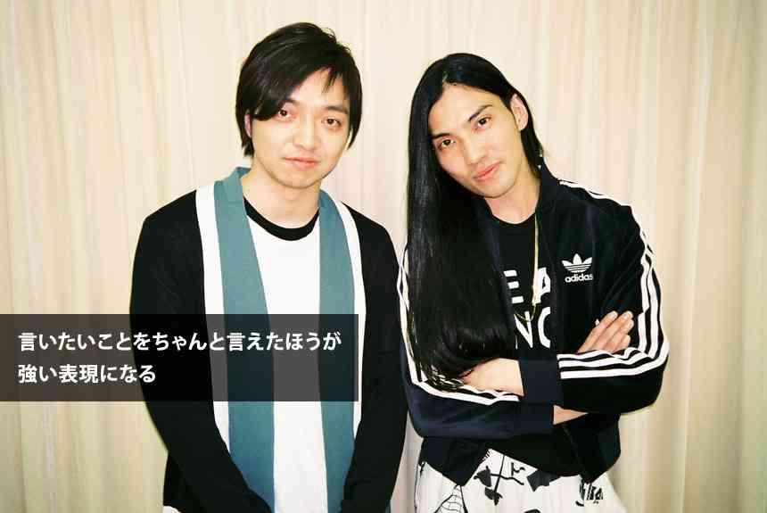 三浦大知×Seiho 保守化する日本のダンスミュージックへの提言 - インタビュー : CINRA.NET