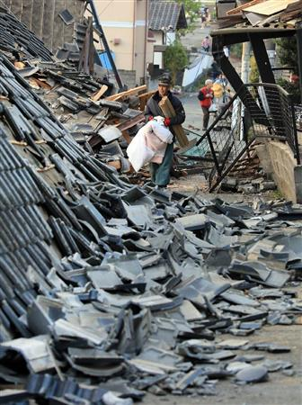 熊本県で震度7の地震 夜が明け被害明らかに、家屋倒壊で生き埋めも - ライブドアニュース