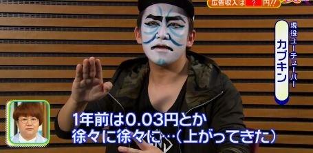 ネット動画で1千万円超を稼ぐ