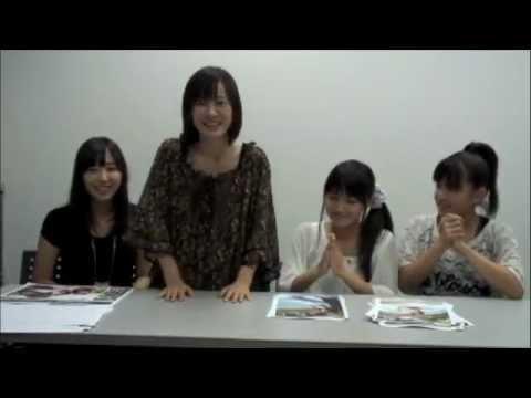 アロハロ!モーニング娘。2011 9月28日(水)発売!(3) - YouTube