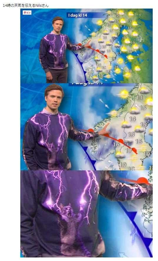 あなたのお気に入り気象予報士は?