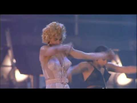 Madonna - Express Yourself - Blond Ambition Tour - YouTube
