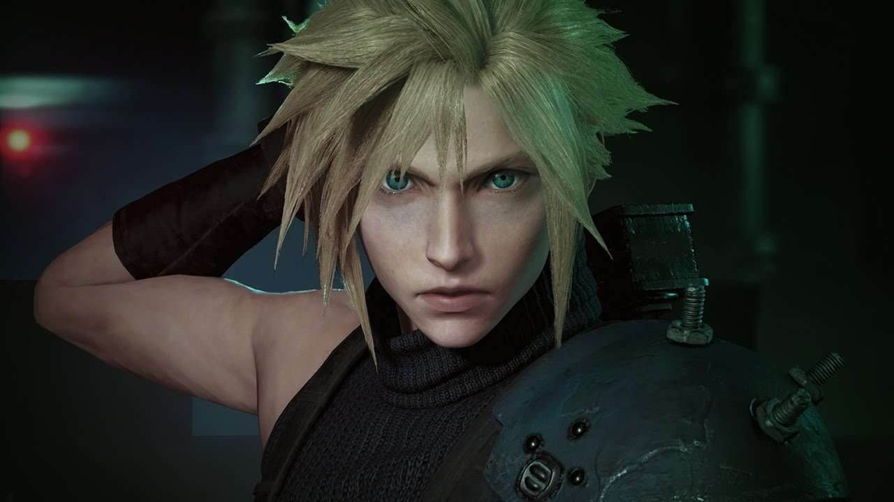 FINAL FANTASY VII REMAKE for PSX_JP - YouTube